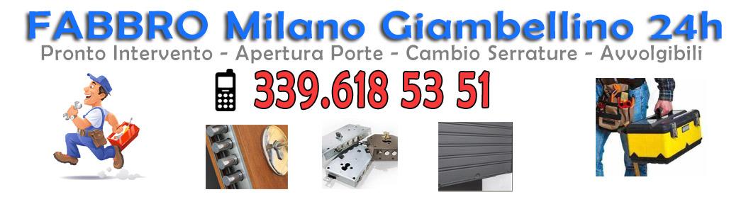 339.6185351 Fabbro Milano Giambellino